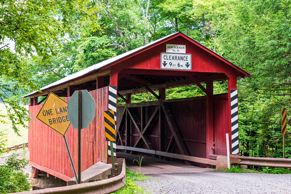 Summer Covered Bridges-3593