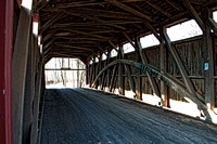 Keefer Mill Covered Bridge-2378