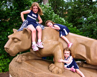 Hunt Girls at PSU-11